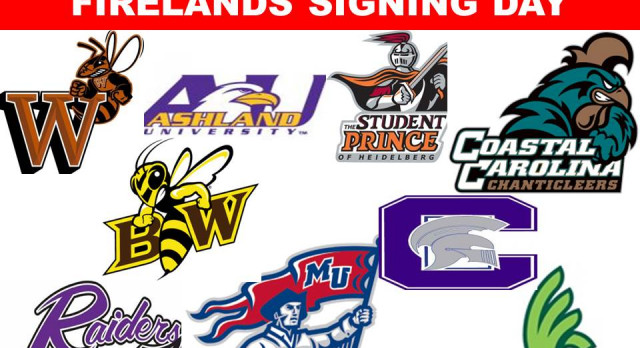 12 Falcon seniors to play at the next level