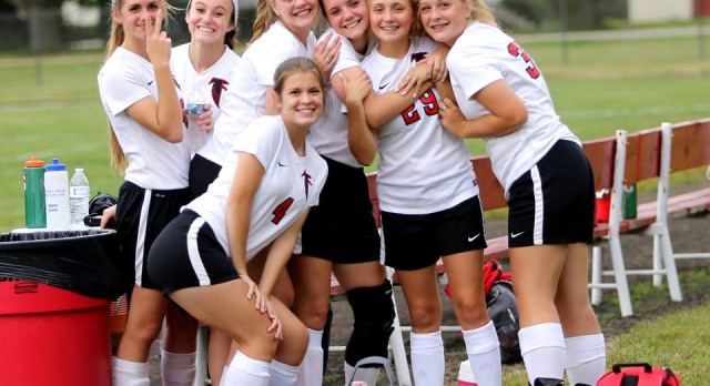 Girls Soccer continues to roll