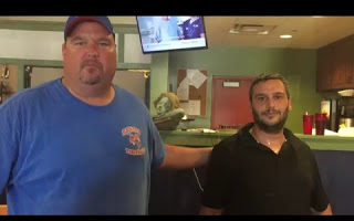Bartow Football Team Meals Supports Broadway Diner