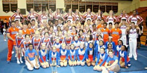 District Cheer