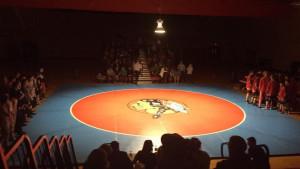 Wrestling Under The Light