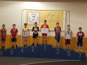 Ethan Farnell- ISWA State 3rd