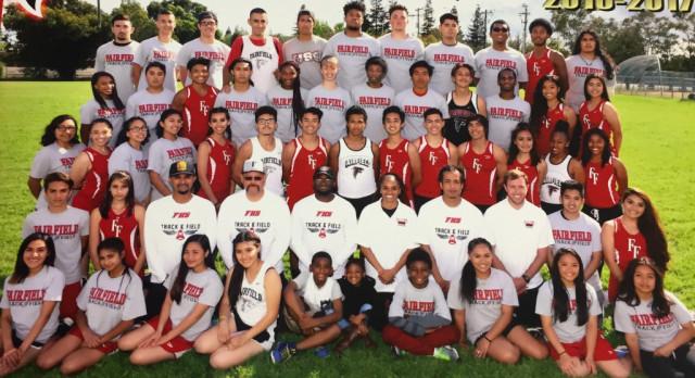 Track Team Season Ends at Divisions