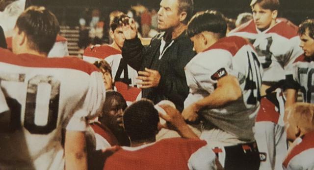 Coach Jim Sykes – 2017 HOF