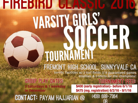 Firebird Classic Results and Schedule