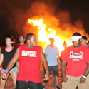 2017 Snake Dance and Bonfire