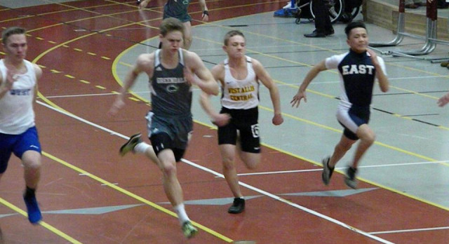 West Allis Central High School Boys Junior Varsity Track finishes 3rd place