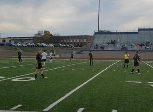 West Allis Central Boys Varsity Soccer falls to Pius XI