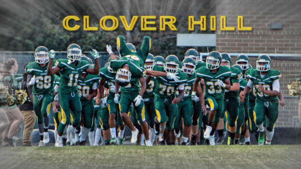 Clover Hill Varsity Football vs James River 092217 013
