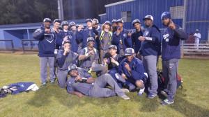 Baseball 1st win