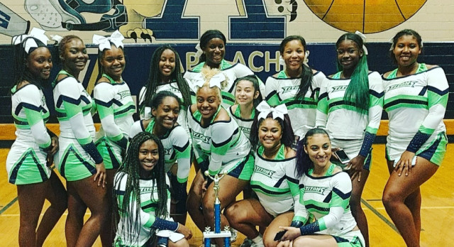 Competition Squad brings home another 1st place trophy
