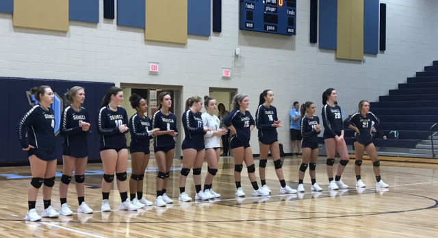 Change in Schedule Announced for Lady Cat Volleyball