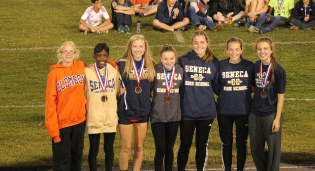 Girls' Cross Country team wins 2nd straight Region Championship
