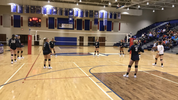 Volleyball travels to Chapman