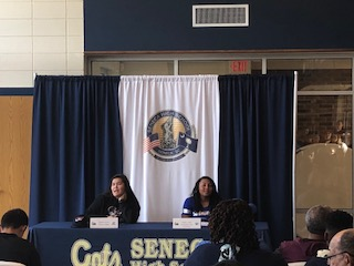 Two Lady Cats Softball Players Sign Letters of Intent