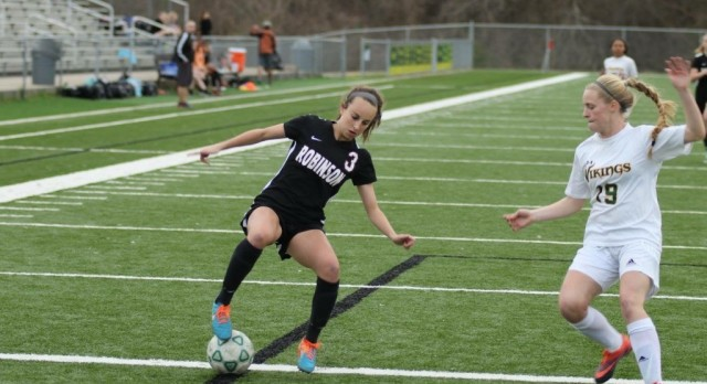 Soccer with Central PPD until May 2