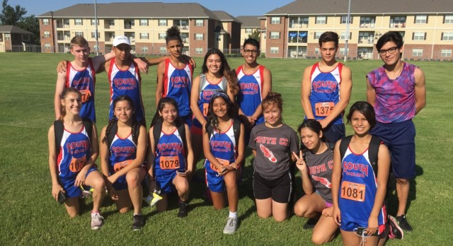 Cross Country runs well at Wylie East Invitational