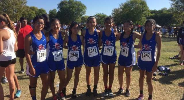 Lady Colonels run at Regional Cross Country Meet…