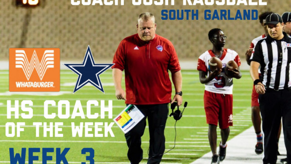 Coach of Week