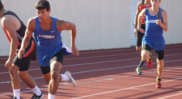 Ramona Athletes in CIF Track & Field Finals