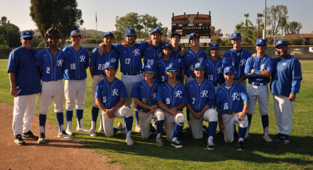 Baseball Beats Pt. Loma again advances to 4th round! :) Ticket Prices for Tuesday Here!