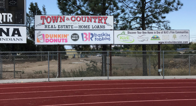 Thank you to our Stadium Sponsors – Supporting Ramona High Athletics