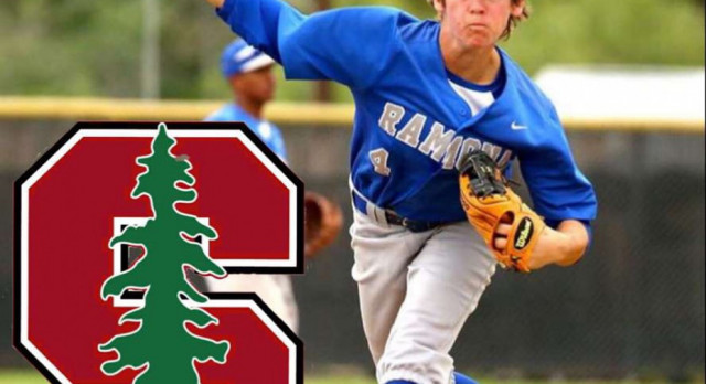 Ramona's Diamond accepts Scholarship to Stanford!