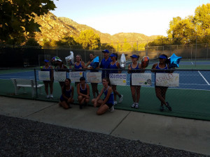 Girls Tennis - 2 2017