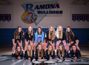 Ramona High Team Picture