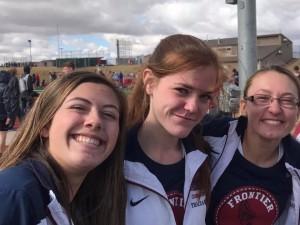 Katie Bridgman, Hannah Ellis, Peyton Meyer