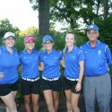 Girls Golf Sectional