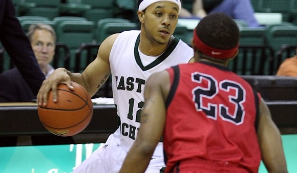 Just a few years ago, new Willow Run freshman boys' basketball coach L.J. Frazier was running the show at Eastern Michigan University.