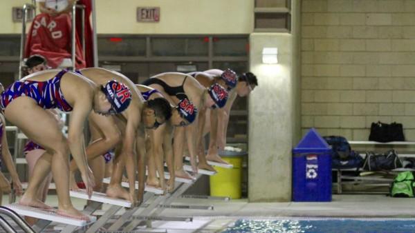 Varsity Swim and Dive 2