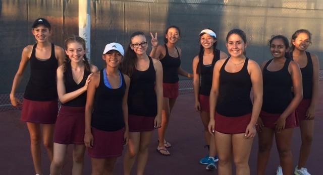 Tennis defeats Madison 11-7
