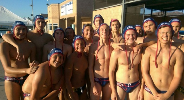 Amato, Miller, and Parker receive All-League Honors in Water Polo