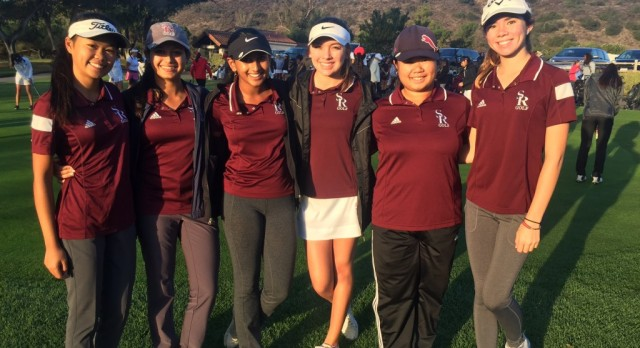 Golf shines in CIF Championships Round 1