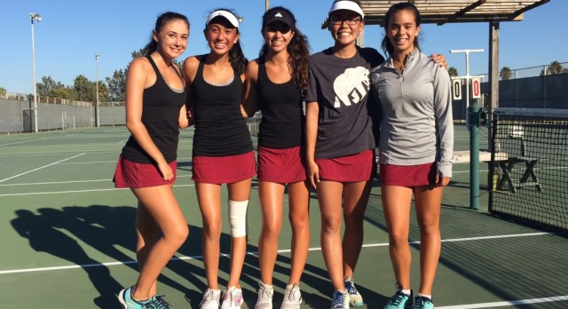 Tennis wins Eastern League Tournament