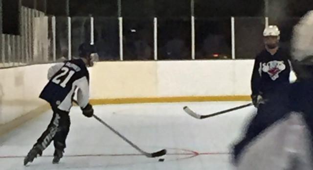 Hockey beats Patrick Henry