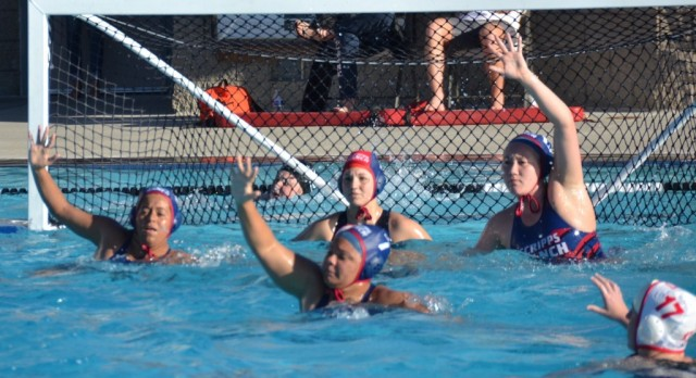 Girls Water Polo falls to Valhalla