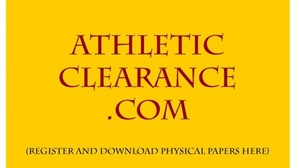 Still Accepting Athletic Clearance Forms For All SRHS Winter ...