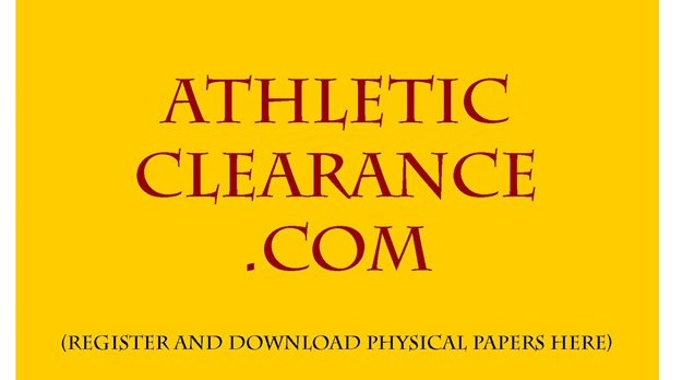 Athletic Clearance for all Spring Sports due January 20th. We will begin clearing spring athletes after semester grades come out in early February.