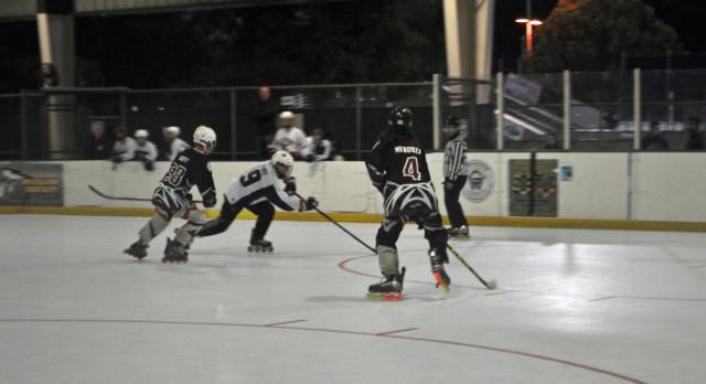 Roller Hockey beats Escondido Charter in CIF Quarterfinals