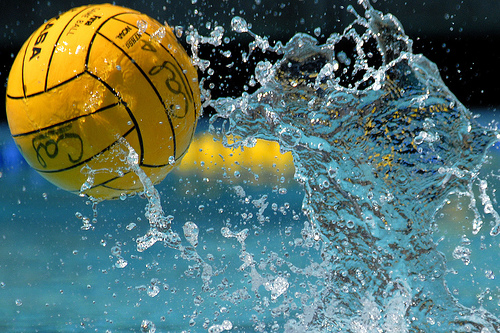 Varsity Girls Water Polo fall to University City