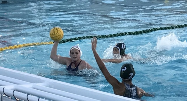 Water Polo falls to Helix in first round of CIF Playoffs