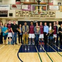 Varsity Boys Basketball Senior Night vs. La Jolla