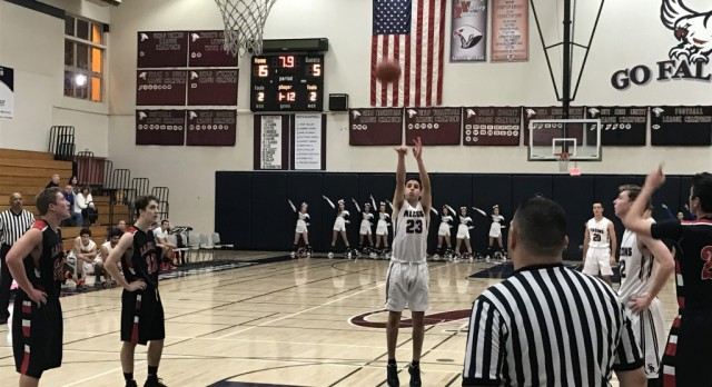Boys Basketball head into CIF playoffs as the #7 seed