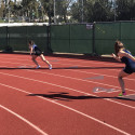 Track & Field vs. Cathedral