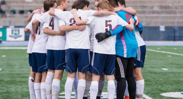 Boys Soccer fall to Canyon Crest Academy in CIF D1 Finals 2-1