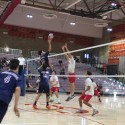 Varsity Boys Volleyball @ Cathedral