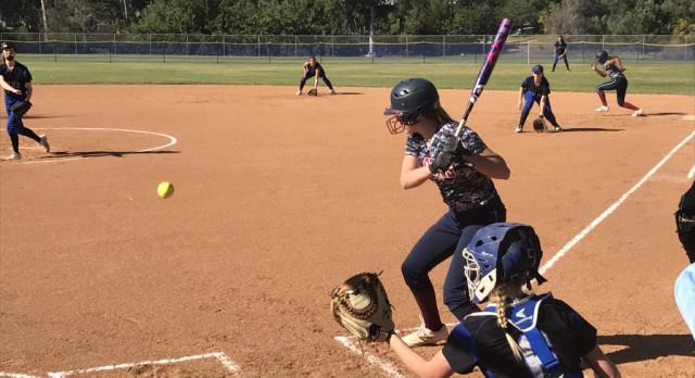 JV Softball beats West Hills